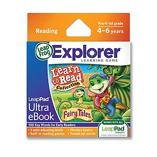 Thẻ Sách Tập Đọc 1 Leapfrog 32017-99934