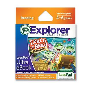 Thẻ Sách Tập Đọc 2 Leapfrog 32018-99934