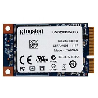 Ổ Cứng SSD Kingston Ms200 SATA III SMS200S3/60G - 60GB