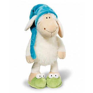 Thú Bông Nici Cừu Jolly Sleepy Đứng (80Cm) [34304]