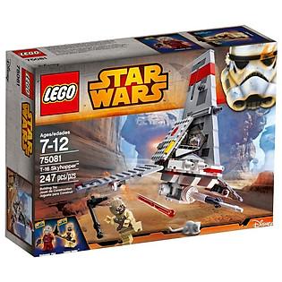 Mô Hình LEGO Starwars - Phi Thuyền T-16 75081