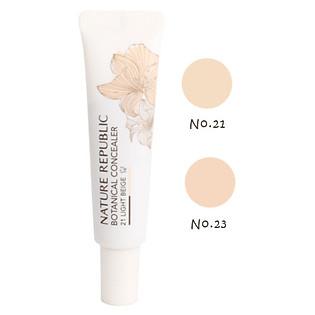 Che Khuyết Điểm Nature Republic Botanical Cream Concealer