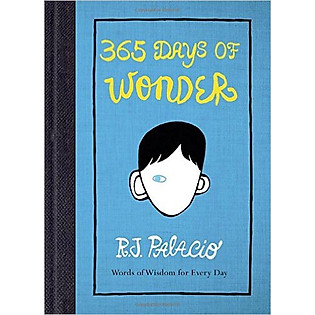 365 Days Of Wonder (Paperback)