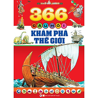 366 Câu Hỏi Khám Phá Thế Giới
