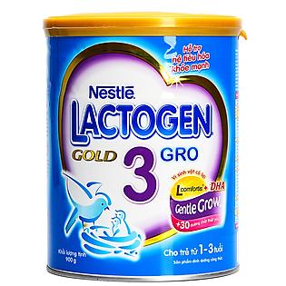 Sữa Nestle Lactogen Gold 3 (900G)