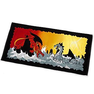 Khăn Tắm Nici Hình Rồng Và Thủy Quái 37491 (70 X 140 Cm)