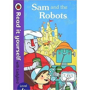 Read It Yourself Sam And The Robots (Hardcover)