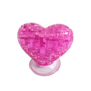 Mô Hình STN Trái Tim 3D Crystal - N09002