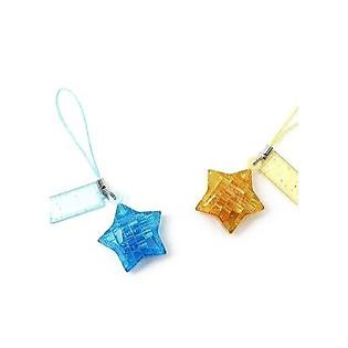 Mô Hình Móc Điện Thoại STN - Ngôi Sao 3D Crystal N09015