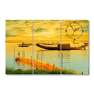 Tranh Đồng Hồ Dyvina 3T3060-46 – Việt Nam Mến Yêu 5
