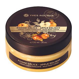 Kem Dưỡng Thể  Hương Táo Yves Rocher Apple Delight Dòng Limited Edition (150Ml) - Y111819