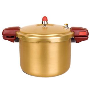 Nồi Áp Suất Anod Sunhouse SH9604 Màu Vàng – 6.0 Lít