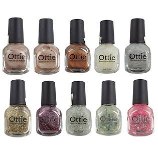 Sơn Móng Tay Ottie Nail Color Mẫu 41 – 50 (10Ml)