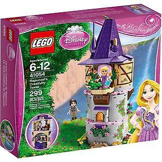 Mô Hình LEGO Disney Princess Tháp Sáng Tạo Của Rapunzel (299 Mảnh Ghép) - 41054