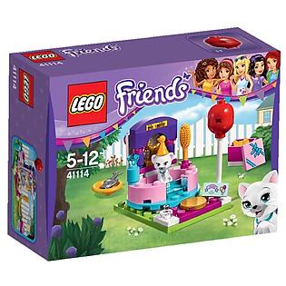 Mô Hình LEGO Friends - Buổi Tiệc Phong Cách 41114 (54 Mảnh Ghép)