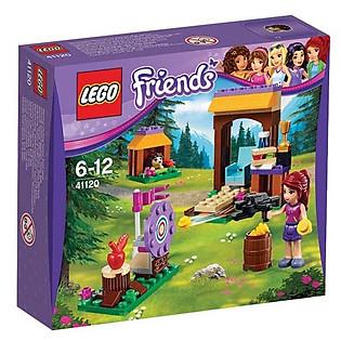 Mô Hình LEGO Friends - Trường Bắn Cung Tên 41120 (114 Mảnh Ghép)