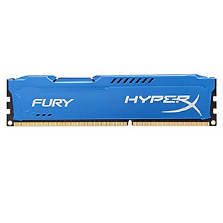 RAM Kingston 8G 1866MHZ DDR3 CL10 Dimm Fury Blue - HX318C10F/8
