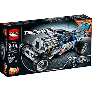 Mô Hình LEGO Technic Xế Độ (414 Mảnh Ghép) - 42022