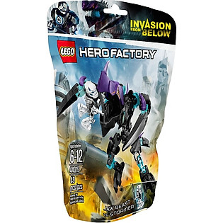 Mô Hình LEGO Hero Factory Stormer Đối Đầu Quái Vật Móng Vuốt (49 Mảnh Ghép) - 44016