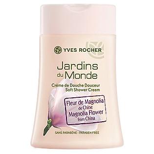 Sữa Tắm Yves Rocher Hương Mộc Lan Soft Shower Cream Magnolia Flower 200Ml - Y102245