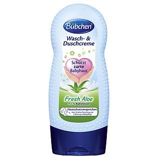 Kem Sữa Tắm Aloe Bubchen - 44720 (300Ml)