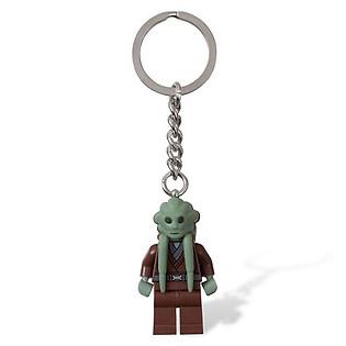 Móc Chìa Khóa LEGOKEYCHAIN - Keychain Kit Fisto 4638355
