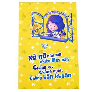 Bao Lì Xì Phan Thị - Cung Xử Nữ - Lốc 2