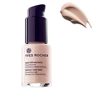 Kem Lót Che Khuyết Điểm Và Làm Sáng Da Yves Rocher Perfect Primer Rose Teint Rose Pump-Bottle 1(5Ml) - Y101469