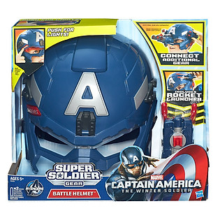 Mặt Nạ Phòng Hộ Avengers Captain America A6303