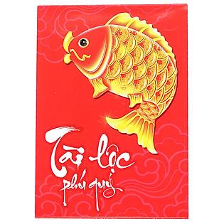 Bao Lì Xì Phan Thị - Tài Lộc Phú Quý - Lốc 10