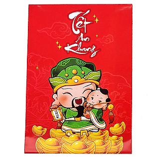 Bao Lì Xì Phan Thị - Tết An Khang - Lốc 10