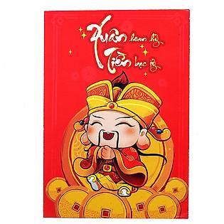 Bao Lì Xì Phan Thị - Xuân Hoan Hỷ - Lốc 10