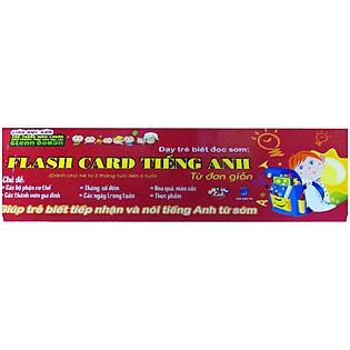 Flash Card Tiếng Anh – Từ Đơn Giản