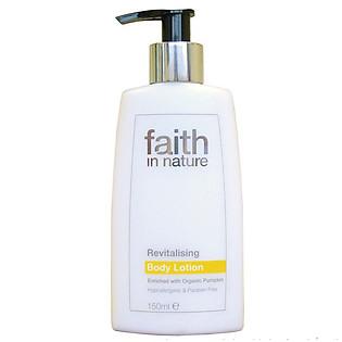 Sữa Dưỡng Thể Dưỡng Ẩm Làm Mềm Da Với Omega Faith In Nature 4BL (150Ml)
