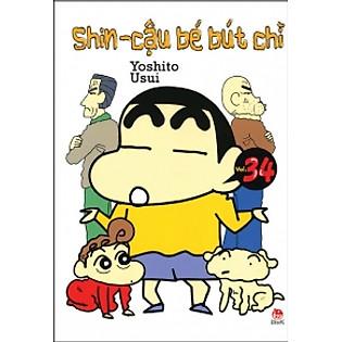 Shin - Cậu Bé Bút Chì (Tập 34) - 2014