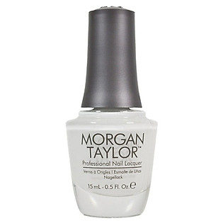 Sơn Móng Tay Morgan Taylor All White Now - 50000 (15Ml)