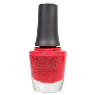 Sơn Móng Tay Morgan Taylor Hot Hot Tamale - 50023 (15Ml)