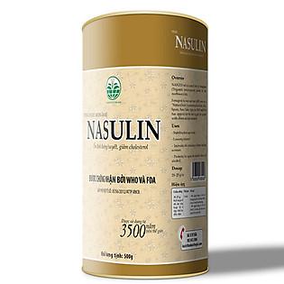 Thực Phẩm Chức Năng Thảo Dược Nasulin TDTG (500G/Hộp)
