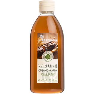 Gel Tắm Hương Vani Yves Rocher Shower Gel Vanilla  (400Ml) - Y101015