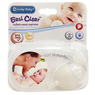 Dụng Cụ Hút Mũi Trẻ Sơ Sinh Lucky Baby 509388