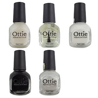 Sơn Móng Tay Ottie Nail Color Mẫu 51 – 60 (10Ml)