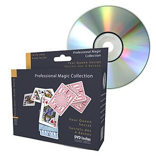 Bí Mật 4 Con Q Oid Magic 518 + DVD
