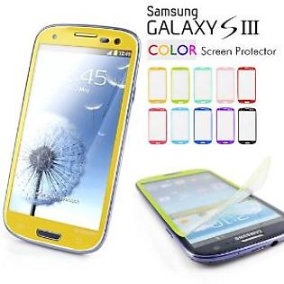 Miếng Dán Màn Hình Mercury Color Pearl Film-Samsung Galaxy S III
