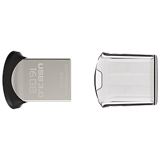 USB Sandisk Cz43 Ultra Fit  16GB - USB 3.0 - 130Mb/S