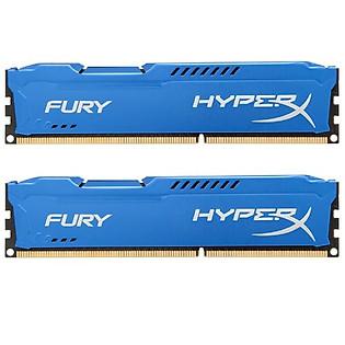 RAM Kingston 8G 1866MHZ DDR3 CL10 Dimm (Kit Of 2) Hyperx Fury Blue - HX318C10FRK2/8