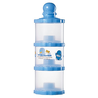 Hộp Chia Sữa 3 Ngăn Kuku KU5430