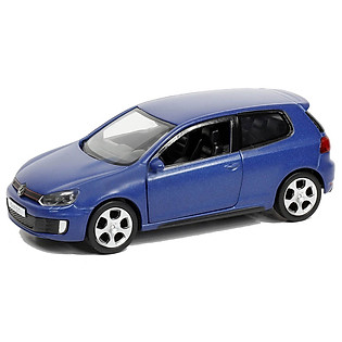 Xe RMZ City - Volkswagen Golf GTI (Matte Blue) 554018M(D)