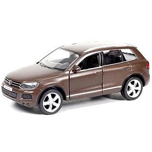 Xe RMZ City - Volkswagen Touareg (Matte Brown) 554019M(B)