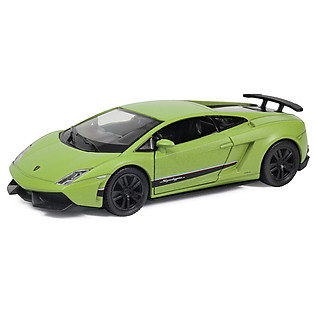 Xe RMZ City - Lamborghini Gallardo LP570-4 Superleggera (Matte Green) 554998M(A)