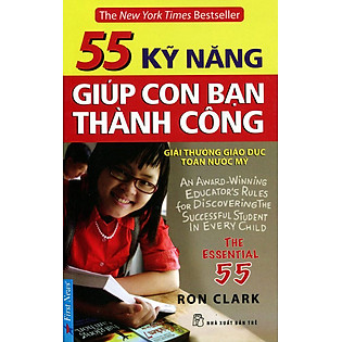 55 Kỹ Năng Giúp Con Bạn Thành Công